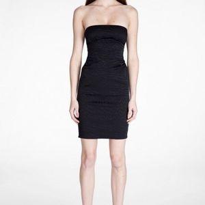 Diane Von Furstenberg DVF Tiaraja Strapless Dress